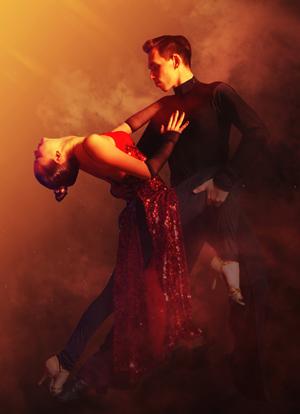 Latin Ballroom Dance